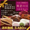 送料無料 敬老の日 和菓子 ギフト「つかさ」セット!大家紋入...
