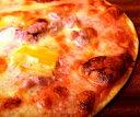 【メルマガ会員限定案内!】≪送料無料≫訳あり緊急入荷!イタリアンシェフ監修「手づくりピザ」5種類セット(直径約21センチ)計5枚 総重量約1.1kg ※冷凍 【...