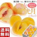 ≪送料無料≫菱沼さんの桃『桃水&光月』 福島産 約2kg frt ☆