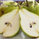 《送料無料》 山形産 西洋梨「エルドラド」約5kg 12〜20玉 frt ☆