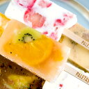 『PALETAS 6本セット』(ミックスイースト、クリームチーズミックス、チョコレートバナナ、イチゴミルク、沖縄マンゴーパイン、アールグレイピーチ) ※冷凍【冷凍同梱不可】◯