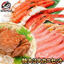【送料無料 特大 3大 カニセット】タラバガニ 5L 1kg