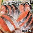 紅鮭&時鮭の紅白鮭各10切れ計20切セット【送料無料】お歳暮...