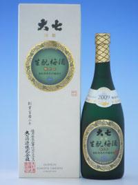大七 生もと梅酒 【極上品】 720ml【02P07Feb16】