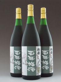 【送料無料】 明利 梅香 百年梅酒 1.8L 3...の商品画像