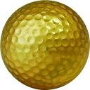 【メール便非対応】【24金】純金ゴルフボール【ビンゴ/コンペ/飲み会の景品/粗品として/男性へのプレゼント/贈り物】