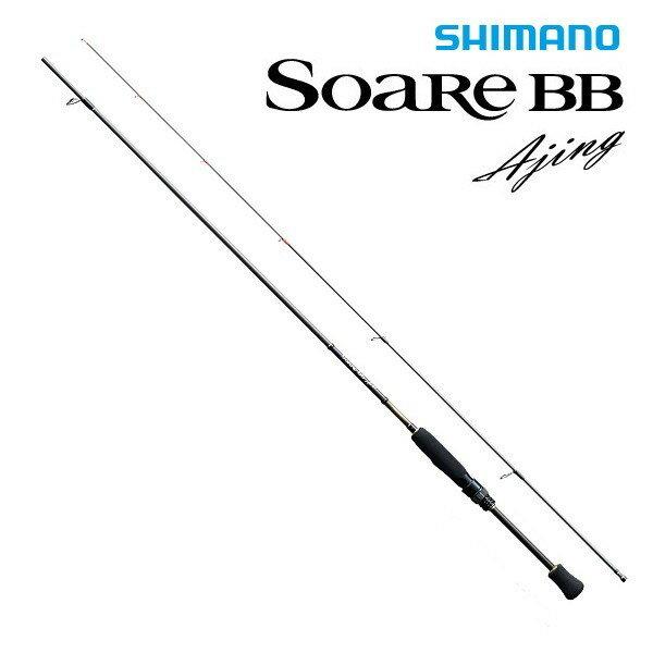 シマノ ソアレ BB アジング S610LS / アジングロッド