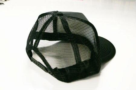 テトラポッツオリジナルキャップTPC-001ブラック/帽子