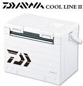 ダイワ クールライン2 GU 2600X (ホワイト) / クーラーボックス / クーラーセール対象商品 (8/31(水)11:59まで)