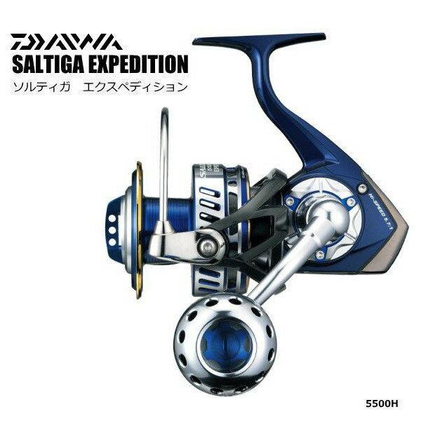 ダイワ ソルティガ 5500H-EXP (お取り寄せ商品)