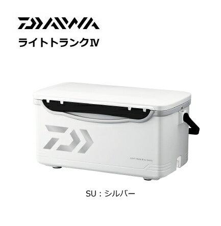 (期間限定 ダイワクーラーセール) ダイワ ライトトランク4 SU3000RJ (シルバー) / クーラーボックス
