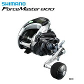シマノ フォースマスター 800 / 電動リール / リールセール対象商品 (9/9(金)11:59まで)