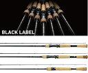 ダイワ ブラックレーベル SG (ベイトモデル) 7011MHXB-FR / バスロッド (大型商品 代引不可) (D01) (O01)