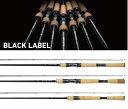 ダイワ ブラックレーベル LG (ベイトモデル) 6102MRB / バスロッド (O01) (D01)