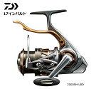 ダイワ 17 インパルト 2000SH-LBD / レバーブレーキ付リール (送料無料)