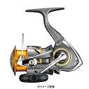 ダイワ 17 ワールドスピン CF2500 WORLD SPIN CF スピニングリール