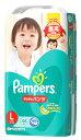 P&G パンパース さらさらケア パンツ Lサイズ 9〜14kg 男女共用 (44枚) 【P&G】 ツルハドラッグ