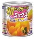 《セット販売》 はごろもフーズ 朝からフルーツ 【ミックス】 (110g)×6個 ツルハドラッグ