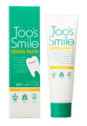 トゥーススマイル 薬用デンタルペースト 歯磨き粉 ハミガキ (100g) ツルハドラッグ