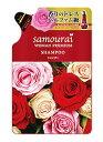 SPR サムライウーマン プレミアム シャンプー ローズアロマティックの香り つめかえ用 (370mL) 詰め替え用 ツルハドラッグ