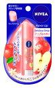 【特売】 花王 ニベア フレーバーリップ デリシャスドロップ アップルの香り (3.5g) リップクリーム ツルハドラッグ