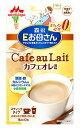 森永 Eお母さん ペプチドミルク カフェオレ風味 (18g×12本) ノンカフェイン ※軽減税率対象商品