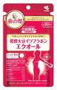 小林製薬 小林製薬の栄養補助食品 命の母 発酵大豆イソフラボン エクオール 約30日分 (30粒) 女性の健康に ツルハドラッグ