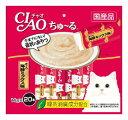 いなばペットフード CIAO チャオ ちゅ〜る まぐろ海鮮ミックス味 (20本) ツルハドラッグ