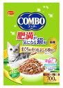 日本ペットフード コンボ キャット 肥満が気になる猫用 (700g) キャットフード ツルハドラッグ