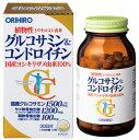 【特売】 オリヒロ グルコサミン&コンドロイチン 30日分 (360粒)
