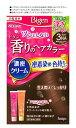 ホーユー ビゲン 香りのヘアカラー クリーム 明るいナチュラリーブラウン 3NA (1個) 白髪用 白髪染め 【医薬部外品】