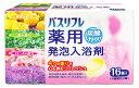 ライオンケミカル バスリフレ 薬用発泡入浴剤 (16錠) 薬用入浴剤