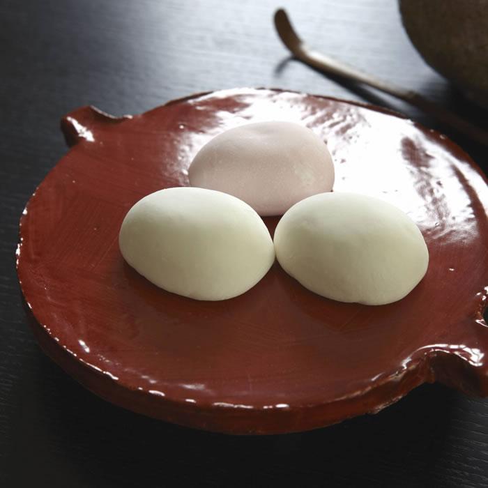 【マシュマロ・紅白饅頭】つるの玉子 2個入 | 個包装 和菓子 祝い ギフト