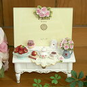 Princess teatime § Rose photo frame ★ (I put up a photograph)