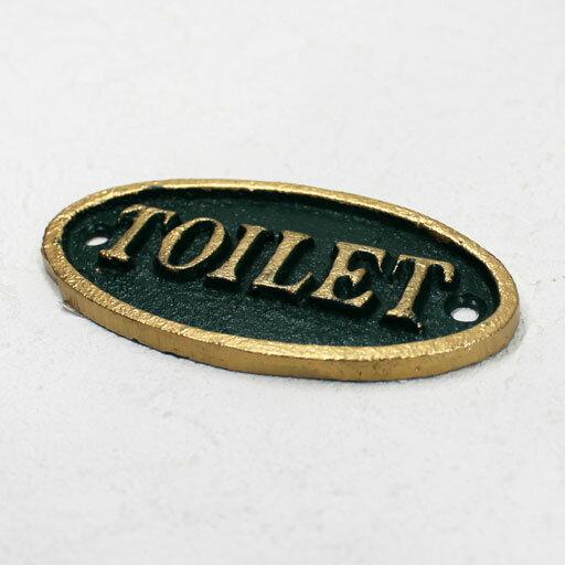 【メール便可】DULTON トイレ用ドアプレー...の紹介画像2