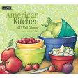 2017年 LANG社(ラング)カレンダー アメリカン キッチン (American Kitchen)
