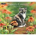 2020年 LANG社(ラング)カレンダー キャッツ イン ザ カントリー(Cats in the country)