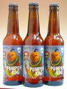 ブリュードッグ・パンプキンキング パンプキンアンバー 5.5度 330ml×3本組 【クラフトビール】【BrewDog】【スコットランド】