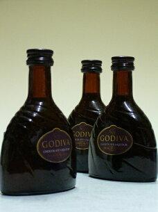 ゴディバ チョコレート リキュール ミニチュア