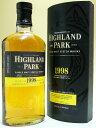 【大容量】ハイランドパーク・ヴィンテージ[1998] 並行 40度 1000ml 【箱入り】【2月新商品】