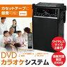 ANABAS/本格派DVDホームカラオケシステム/マイク2本付/家庭用カラオケセットDVD-K100