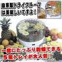 果物・野菜乾燥機「からりんこ」