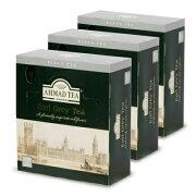 富永貿易 AHMAD TEA アーマッドティー 紅茶 アールグレイ 100P × 3個《あす楽》