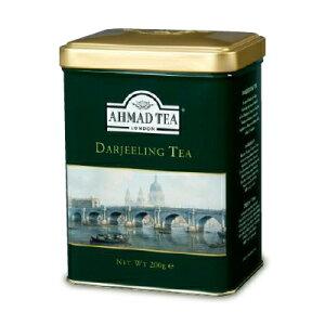 富永貿易 AHMAD TEA アーマッドティー 紅茶 ダージリ