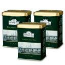 富永貿易 AHMAD TEA アーマッドティー 紅茶 ダージリン 200g 缶 × 3個《あす楽》