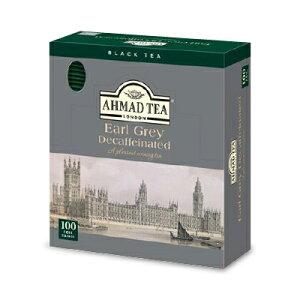 富永貿易 AHMAD TEA アーマッドティー 紅茶 デカフェ