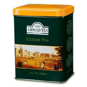 富永貿易 AHMAD TEA 紅茶 セイロン リーフティー200g