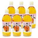 《送料無料》内堀醸造 純りんご酢 500ml お得な6本セッ...