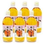 《送料無料》内堀醸造 純りんご酢 500ml お得な6本セット《あす楽》