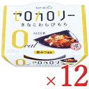 《送料無料》遠藤製餡 Eゼロカロリー きなこ わらびもち 108g × 12個 セット ケース販売